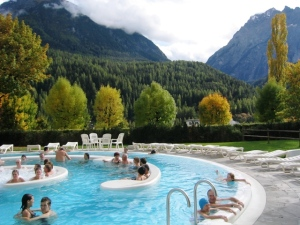 Roman-Irish Baths, Scuol