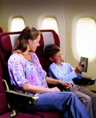 Qantas - the best airline for families?