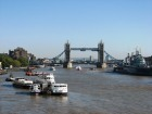 Thames, London, copyright Jane E. Fraser