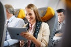 Lufthansa is an industry leader in inflight entertainment technology
