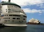 Voyager of the Seas, Sydney
